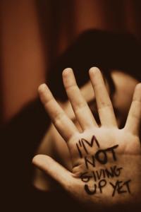 givingup