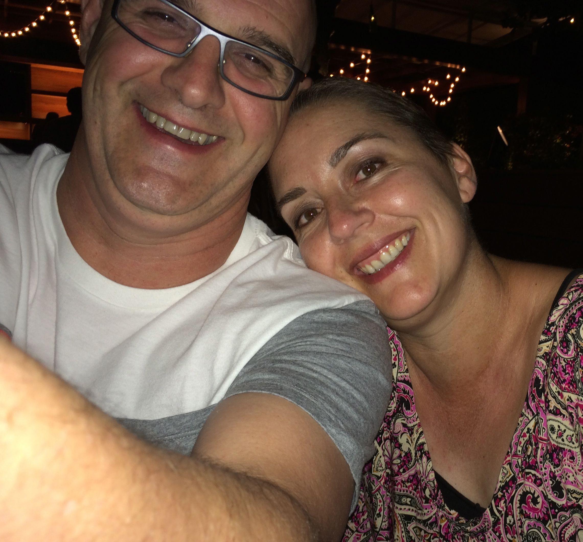 Kylie & Marc at Pool