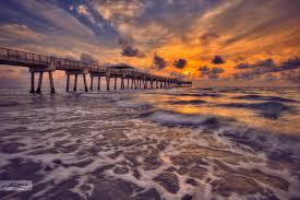 sunrise & jetty
